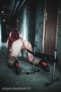 exhib dark et fucking machine