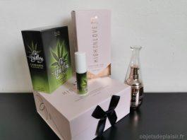 cosmétiques érotiques au cannabis