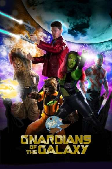 gnardians of the galaxy - parodie porno