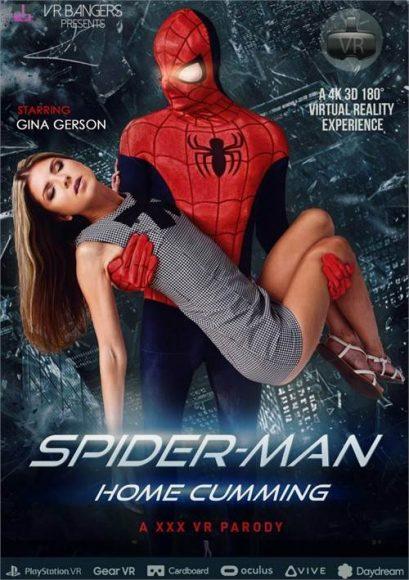 spider-man parodie porno