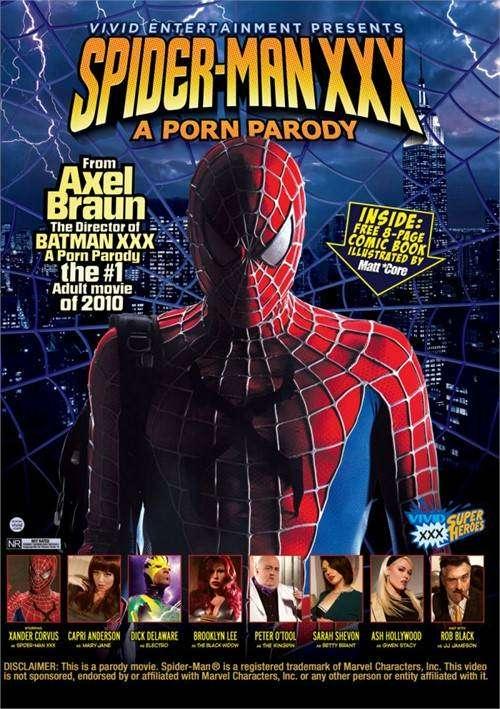 Gay porno super héros Comics