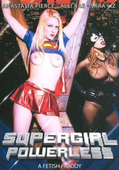 supergirl powerless fetish parody