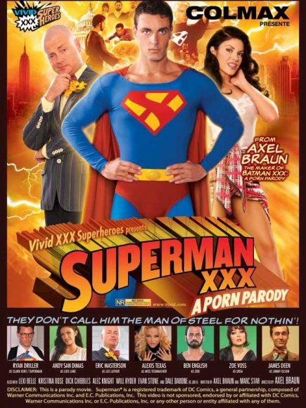 parodie porno de Superman