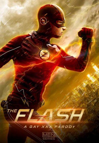 the flash parodie porno