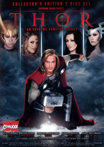 parodie porno de Thor