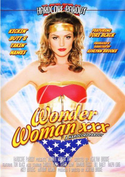 Wonder Woman XXX : a hardcore parody