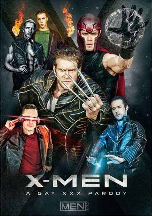 Avengers porno film