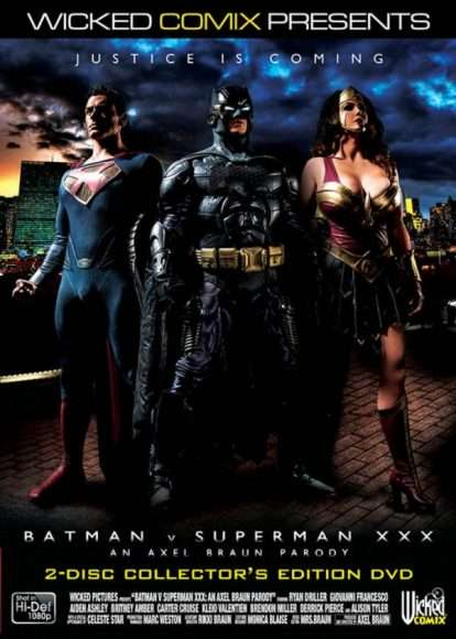 Batman vs Superman XXX : an Axel Braun parody