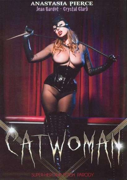 catwoman parodie porno