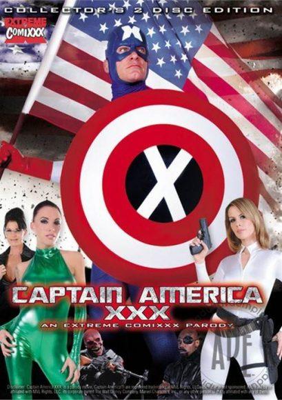 parodie porno de captain america