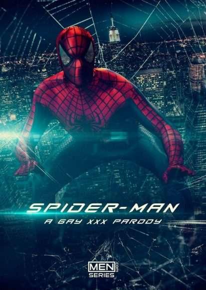 parodie porno gay de Spider-Man