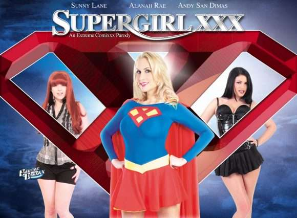 supergirl parodie porno