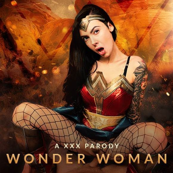 Wonder Woman : a XXX parody