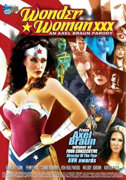 Wonder Woman XXX : an Axel Braun Parody