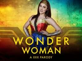 parodie porno de Wonder Woman
