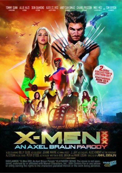 X-Men XXX