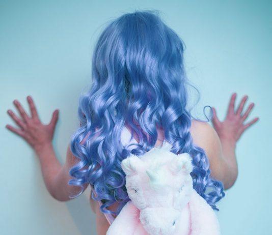 photo sexy licorne pastel