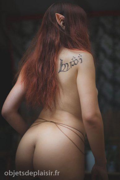 objetsdeplaisir - photos sexy du jour : elfe