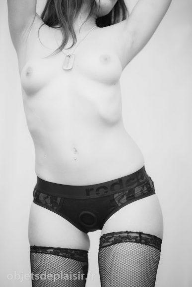 photos sexy : harnais RodeoH