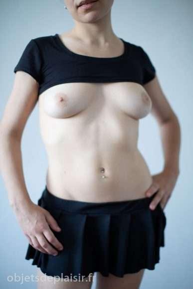 photos sexy : mini haut