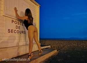 Photo sexy du jour : poste de secours