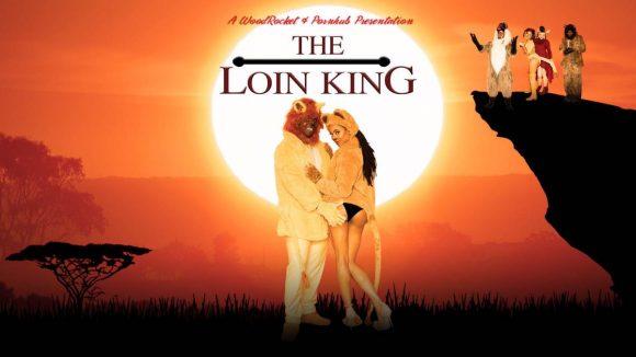 The Loin King, parodie porno du Roi Lion