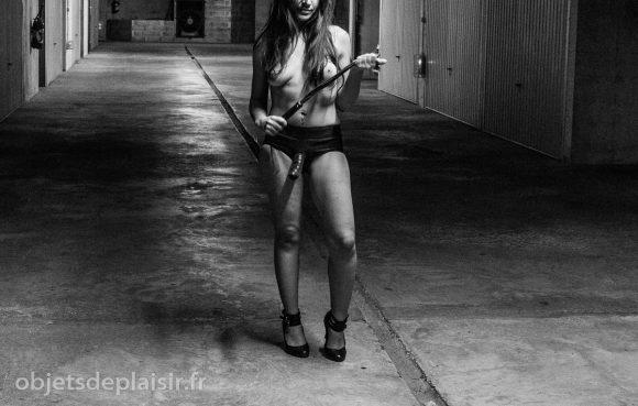 La dominatrix du garage