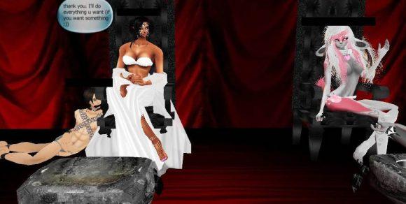 Jeux en ligne et sexualité : visite d'IMVU