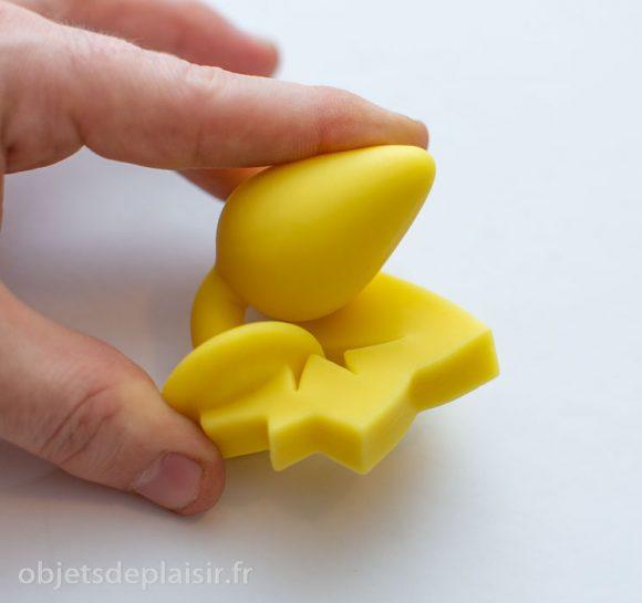Flexibilité du Piky de Geeky Sex Toys