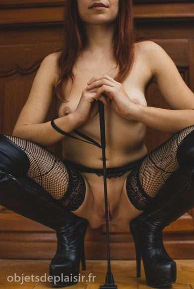 photo sexy - cravache et bottes