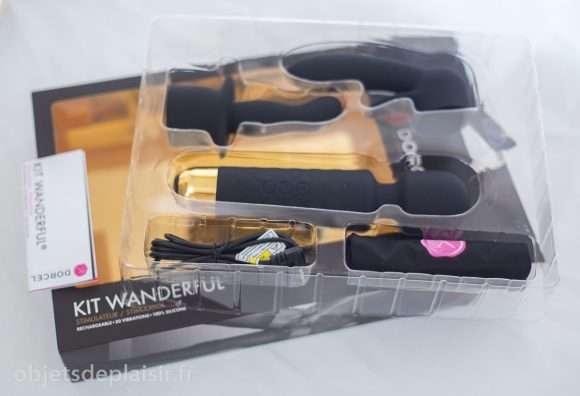 kit Wanderful Dorcel