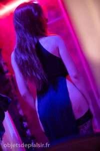 Photos sexy - robe longue