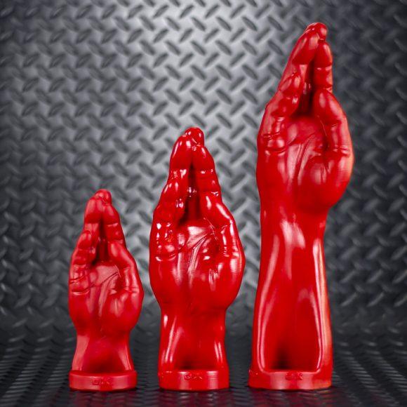 Gaines péniennes insolites : gaine pénienne fist