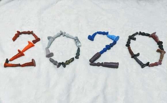 Objets de Plaisir vous souhaite une bonne année 2020 !