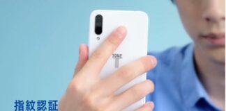 Tone e20 : un smartphone qui interdit les selfies coquins