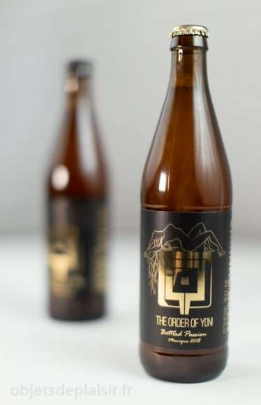 bière vaginale The Order of Yoni