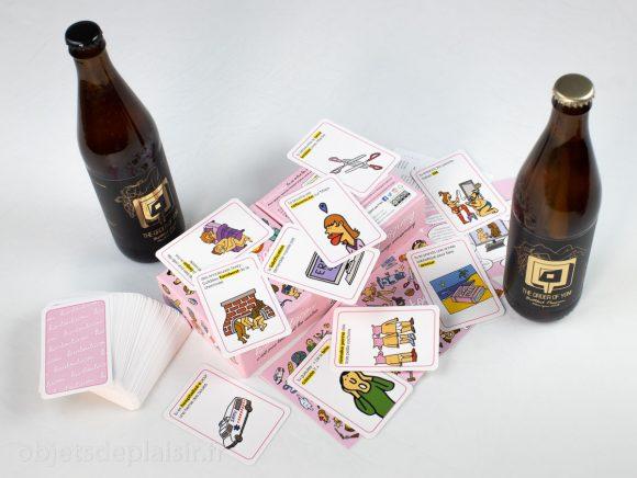 Kantoutacou et bière vaginale