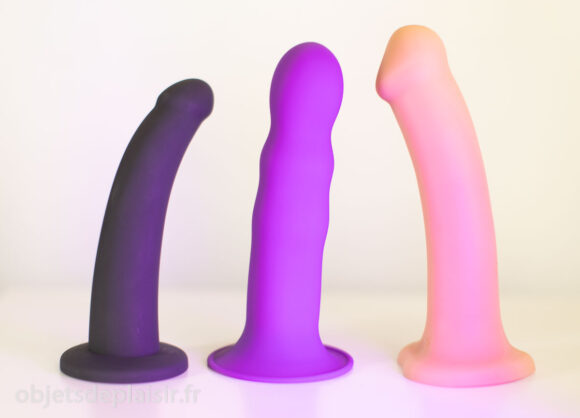 Le Colourplay, le Magic Touch et le Strap-On-Me