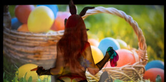 Lapin de Pâques sexy