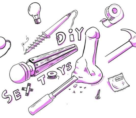 Sextoys DIY : le bricolage du cul