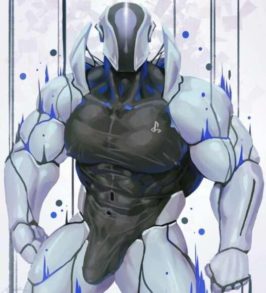 ps5 robot sexy