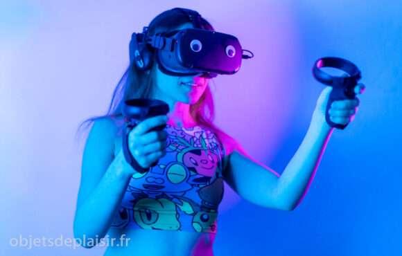 Porno en VR sur Oculus Quest