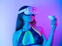 Porno en VR sur Oculus Quest 2