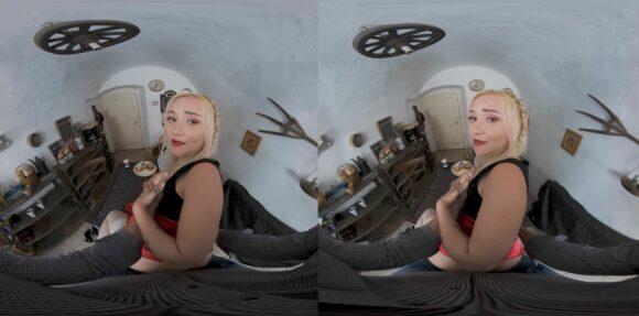Un porno en réalité virtuelle de VR Bangers
