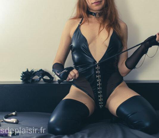Body fierce Lovehoney : une tenue sexy fetish en simili-cuir