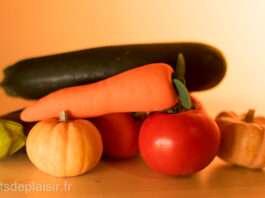 Le vibro carotte Gemüse, le gode aubergine Selfdelve et des vrais légumes