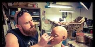 Michael Wilson, créateur de love dolls chez RealDoll