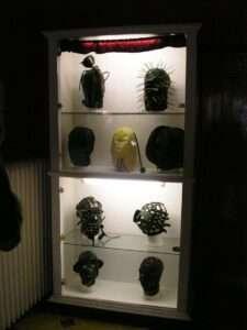 Cagoule BDSM - Sex Machines Museum