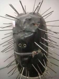 Cagoule cloutée - Sex Machines Museum
