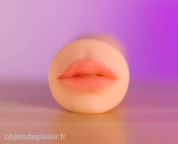 La bouche du masturbateur Ondo! Nupu